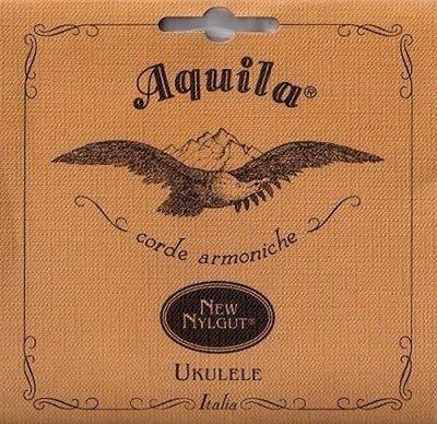 【山姆 樂器工作室】義大利原廠 Aquila 手工烏克麗麗羊腸琴弦 26 吋