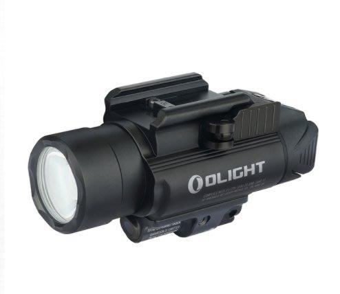 【翔準軍品AOG】美國 OLIGHT Baldr RL 黑色 全新戰術手電筒 不鏽鋼 B03020AE