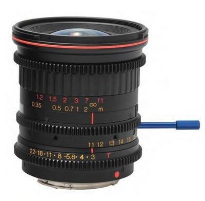 【日產旗艦】TOKINA ATX 廣角變焦鏡頭 11-16mm T3 電影廣角鏡 電影專用鏡 正成公司貨