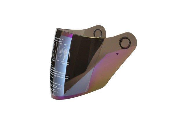 ((( 外貌協會 ))) SOL / SO2安全帽 SO-2系列 ( 大片電鍍片 單買區 )