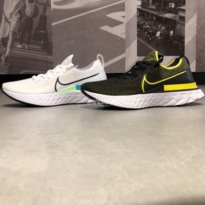 [歐鉉]NIKE REACT INFINITY RUN FK 慢跑鞋 男鞋 CD4371-102 CD4371-013