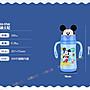 朵媽の店 迪士尼授權正品 優質304不鏽鋼保溫杯保冷杯吸管杯寶寶學飲杯300ml雙把手吸管杯(GX-5768)
