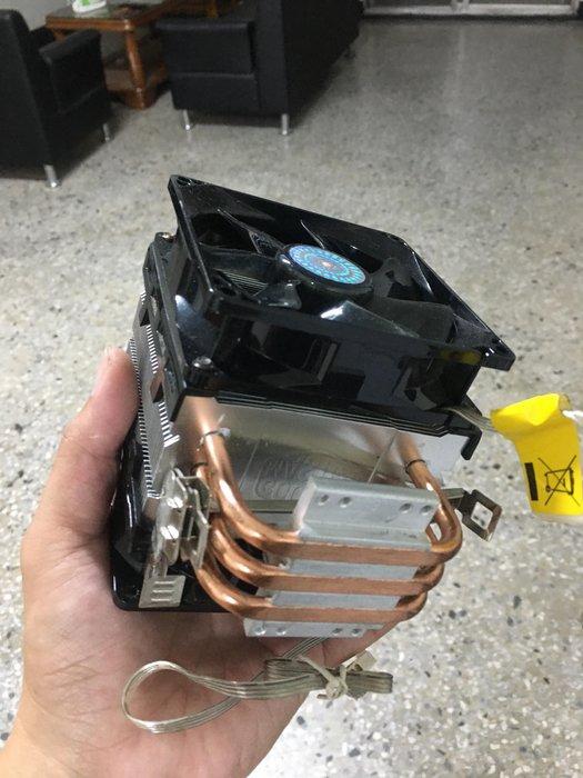 Cooler Master  雙風扇 CPU 散熱器AMD全可用 九成新 台南善化可面交
