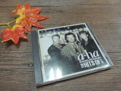 二三十年前二手CD】A-HA-啊哈合唱團名曲精選輯-Hunting high and low.take on me等16
