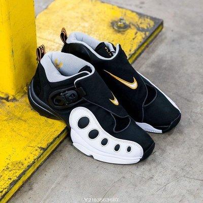 2019 8月 NIKE ZOOM GP Gary Payton 手套 黑色白金 摺疊扣 AR4342-002 休閒慢跑鞋
