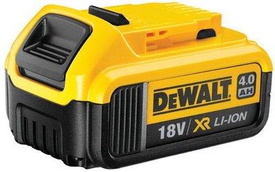 東方不敗 (原裝公司貨現貨供應)DEWALT得偉18V,4.0AH鋰鐵電池DCB182,740 780 785 880