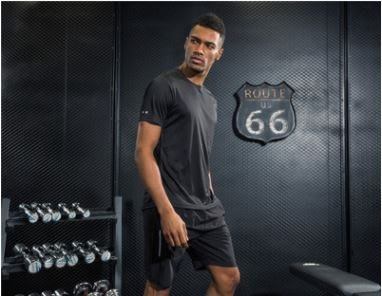 【Zoe Sport 柔依運動衣坊】男,短袖T恤,夜間反光,路跑夜跑,速乾,吸濕排汗,彈力,運動健身訓練
