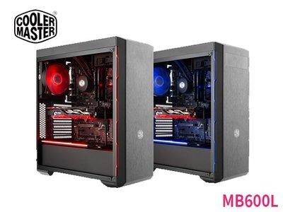 「ㄚ秒市集」CoolerMaster MasterBox MB600L