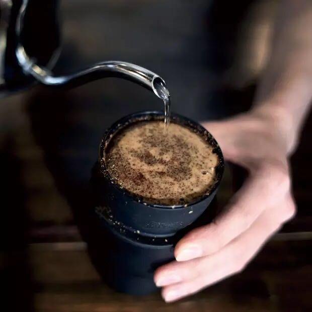 美國東村【Rivers】現貨 日本進口 戶外 咖啡 隨行杯 WALLMUG SLEEK 過濾器