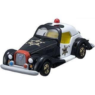 【小糖雜貨舖】日本 TAKARA TOMY 多美 TOMICA Disney 迪士尼 夢幻 米奇 古董 警車 DM-09