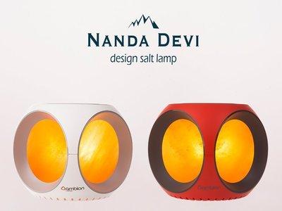 【 ambion 舊版出清】 塩光 NANDA DEVI♥精湛工藝♥LED喜馬拉雅玫瑰鹽晶燈-現貨
