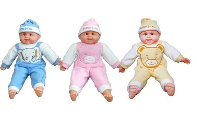 【晴晴百寶盒】棉衣娃娃 保母娃娃 保母證照考試 術科  CPR 心肺復甦 硬塞 嬰兒按摩 擬真仿真 禮物 公仔 N010