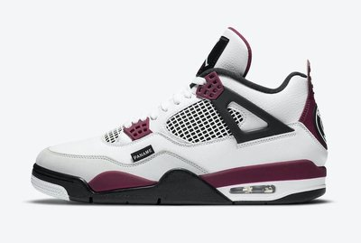 GOSPEL【Air Jordan 4 'PSG' 】白紫 大巴黎 CZ5624-100