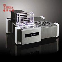 5Cgo【發燒友】SD-33A CD 機 高保真電子管膽 CD機 發燒 Hi-Fi CD 播放器功放 6N8P 電子管