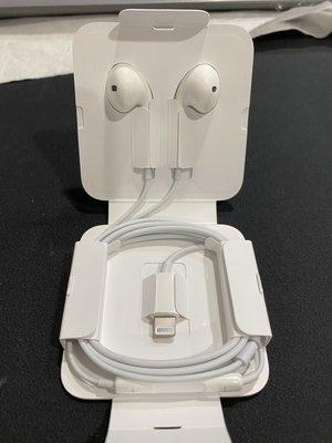全新 IPHONE 11 原廠耳機 Lightning 耳機 Apple 原配件