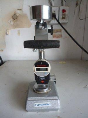 Toyoseki Hardness Tester 硬度計 硬度測試機