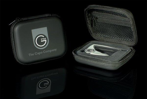 ☆ 唐尼樂器︵☆ G7th PII NewPort 移調夾 專用收納盒 保護盒 立體盒 Pick 盒 配件盒
