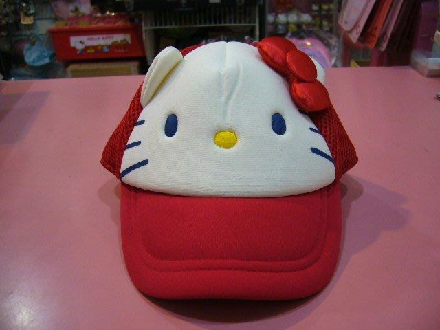 Hello  Kitty       新潮  可愛透氣 棒球帽  兒童     送禮自用         ~小靜喵喵舖~