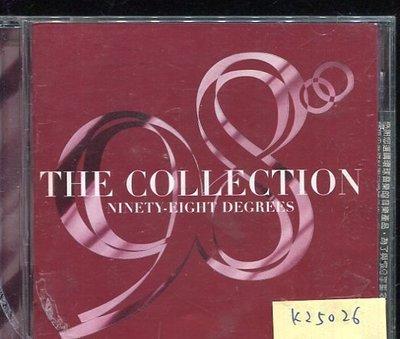 *真音樂* NINETY EIGHT DEGREES / THE COLLECTION 二手 K25026