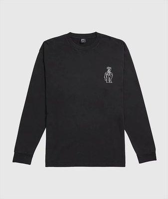 BRAIN DEAD STRUGGLES / BIO ZONE LONG SLEEVE T-SHIRT 長袖上衣 兩款