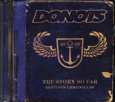 八八 - Donots - Ibbtown Chronicles The Story So Far - 日版 2 CD
