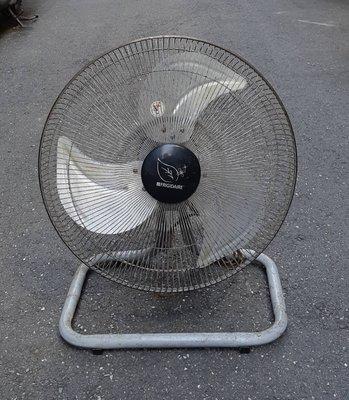二手~台灣製 18吋工業扇 立扇 涼風扇 電扇 造型扇 桌扇~~功能正常