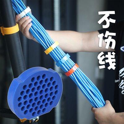 【好質量】機房理線板 機柜網線梳線板 梳線器 理線器 塑料梳線器 機房布線【台灣·妞妞3c】