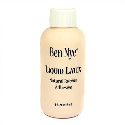 Ben Nye 118ml 特效 液態 乳膠 假皮膠 liquid latex 118g
