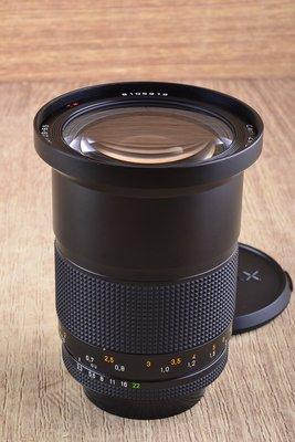 【品光攝影】Contax Vario-Sonnar 28-85mm F3.3-4 MMJ C/Y口 #37645J