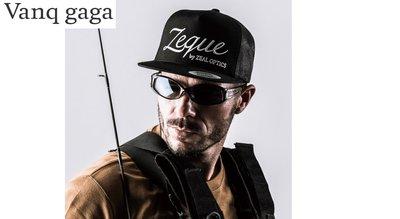 五豐釣具-ZEAL日本最高級 新型輕量 偏光鏡 Vanq gaga特價6300元