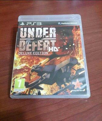 2件免運 PS3 天翔鐵騎 英文版 UNDER DEFEAT HD