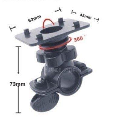 【世明3C】機車 四腳支架/4爪支架/行車紀錄器專用/自行車/摩托車/適用F500/F900/Carcam P5000