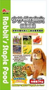 訂購@ ☆SNOW☆MP-109愛兔綜合營養主食3kg (80491577