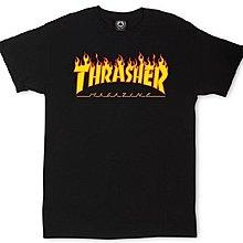 { POISON } THRASHER FLAME LOGO TEE 經典火燄短TEE