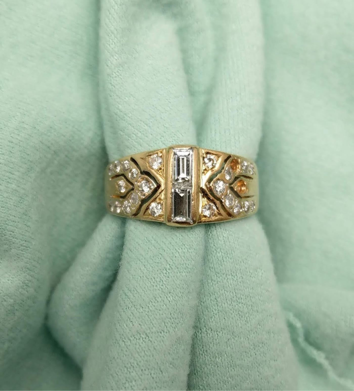 T鑽 k金鑽石戒指 ~請看商品說明