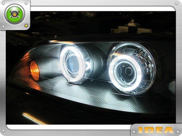 泰山美研社1355 光圈 天使眼 魚眼 FORTIS FOCUS BMW GOLF F10 W204 W211
