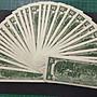 2013年美金2元幸運鈔(每張80元)共5張一標