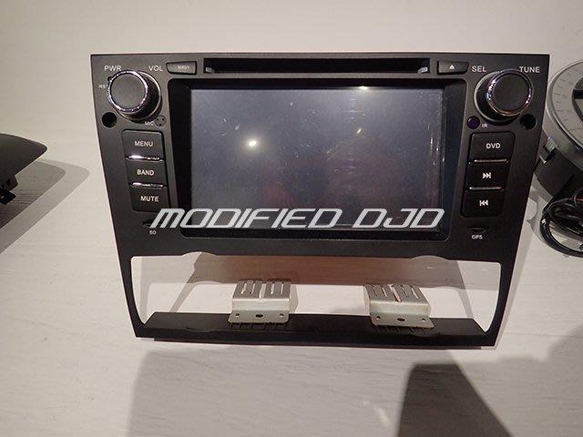 DJD 16 BM-I0553 BMW E90 04~12【專車專用】觸控螢幕多媒體主機 DVD 導航 藍芽 數位