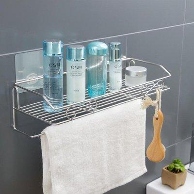 不銹鋼置物架衛生間壁掛洗手間掛牆式洗漱...