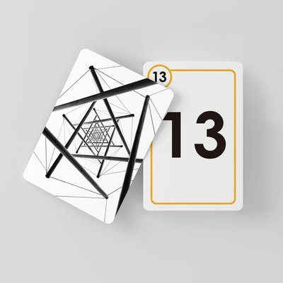 Agile/Scrum Planning Poker Cards 規劃撲克牌(maze)