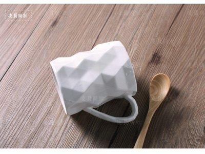 凌晨商社 // 北歐櫥窗建築結構折紙創意馬克杯水杯茶杯咖啡杯燕麥杯zakka雜貨野餐