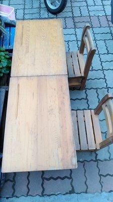 國小課桌椅組#120
