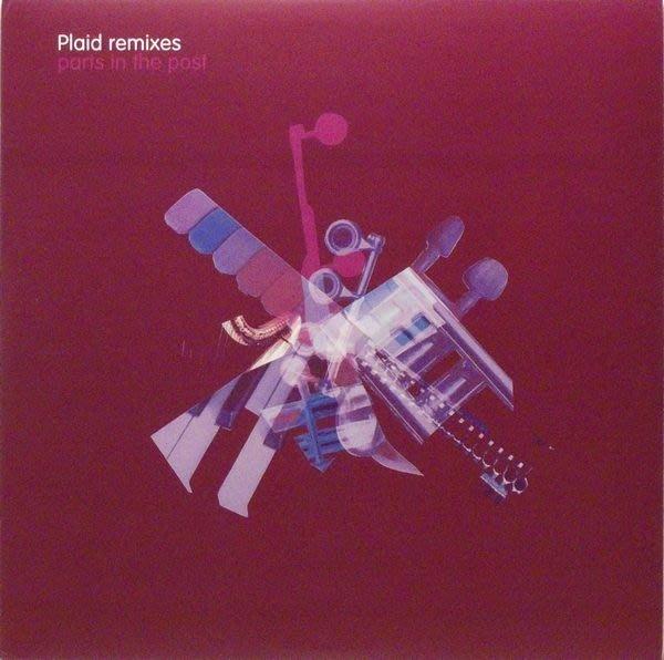 [狗肉貓]_ Plaid _ Plaid Remixes (Parts In The Post) _ LP