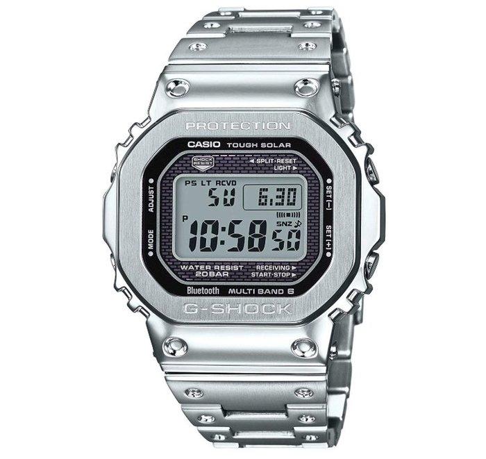 《FOS》日本 CASIO G-SHOCK GMW-B5000D 手錶 腕錶 防水 防震  時尚 型男 木村 新款 限量
