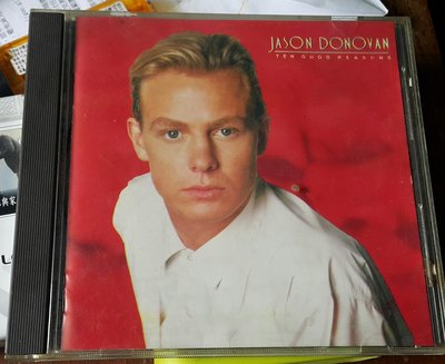 JASON DONOVAN--TEN GOOD REASONS /2手