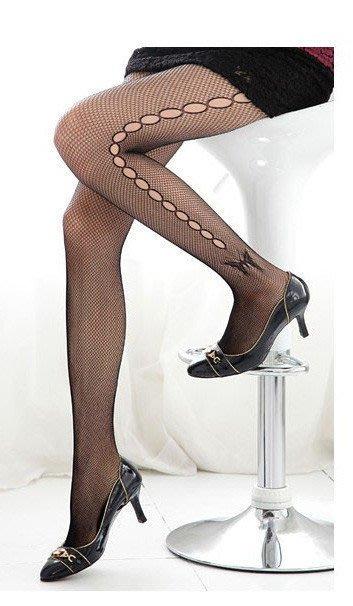 ~玫瑰 襪館~ 明星藝人麻豆最愛性感愛爾蘭蝴蝶網襪 一體成型  ,耐穿不易勾紗,無限誘惑!