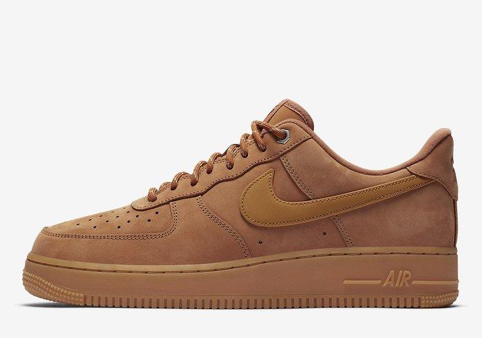 "沃皮斯§Nike Air Force 1 Low ""Wheat"" 小麥色 CJ9179-200"