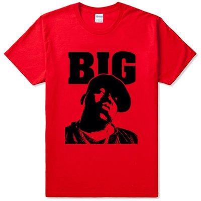Notorious BIG Biggie短袖T恤-3色 嘻哈rap hip hop Jay Z R&B  390