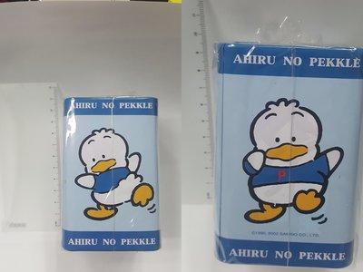 "2002"" Ahiru no pekkle AP鴨 鐵筆筒 (全新)"
