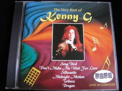 【198樂坊】the very best Kenny g (LIVE IN CONCERT.....澳洲版)DV